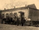Улица Цюрупы в Кременчуге. 1934 год. - фото 350