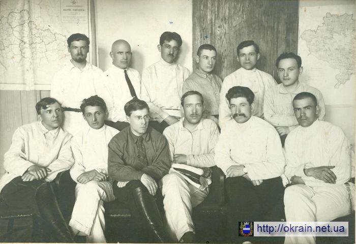Президиум Кременчугского Исполкома 1924 год - фото 375