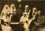 Мед персонал кременчугского военного госпиталя 1924 год - фото 474