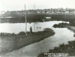 Речка Кривая Руда в Кременчуге. 1935 год. - фото 241
