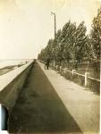 Набережная Днепра в Кременчуге. Фото 1941 года. - фото 246
