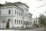 Дом отеля по улице К.Либкнехта в Кременчуге. февраль 1951 год. - фото 259