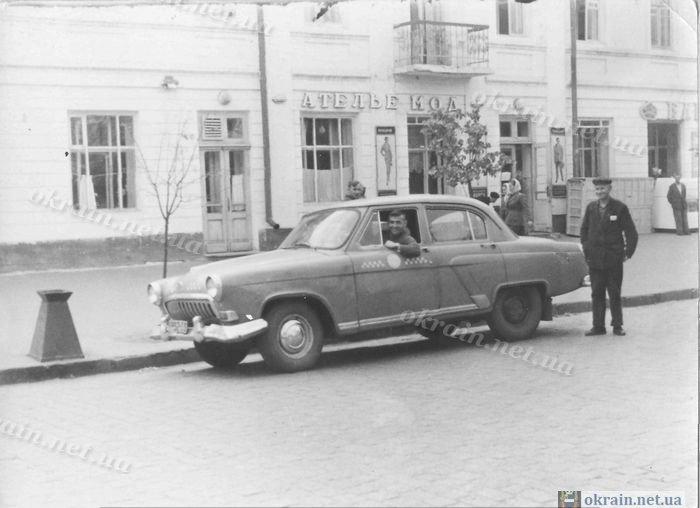 Улица Ленина 1961 год Кременчуг. Теперешнее здание Индустриал Банка - фото 135