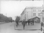 Дом торговли. Вид в сторону ул.Пролетарской. Кременчуг - фото 141