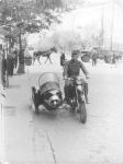 Пересечение улиц Ленина и Пролетарской. г.Кременчуг 1961 год - фото 134