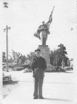 Памятник Воину Освободителю 1961 год Кременчуг - фото 138