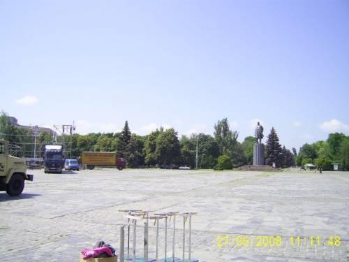 Площадь Победы в Кременчуге  - фото 34