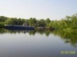 Лодочная станция в Крюкове. Район моста - фото 32