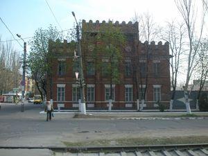 Сохранившееся здание