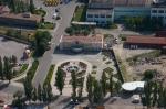 Проходная Вагоностроительного завода. Вид с Высоты - фото 167