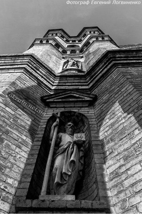 Фото здания кременчугского католического костела