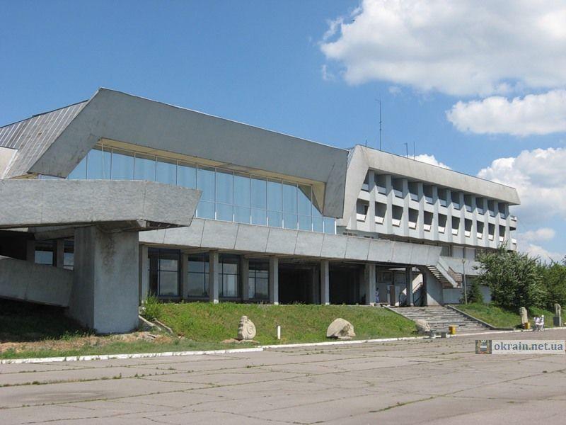 Речной вокзал в Кременчуге - фото 795