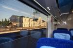 Кременчугский Ж/Д вокзал из окна электропоезда - фото 1227