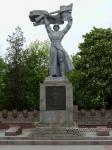 Памятник Воину-освободителю в Кременчуге