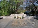Братская могила советских солдат в Кременчуге
