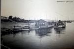 Пароход у пассажирской пристани 1903 год - фото 1524