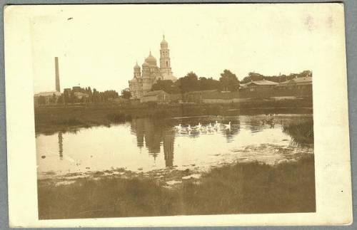 Троицкая церковь. Дальний вид. - фото 48