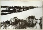 Наводнение 1877 год.  Вид с крыши вокзала - фото 161