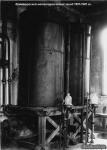 Фотография сделанная в цехах Кременчугского металлургического завода который в 1897-1902 годах находился в Крюкове