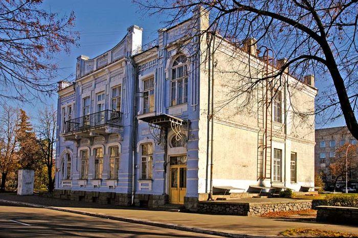 Здание полицмейстера А. Казачка в Кременчуге. - фото 227