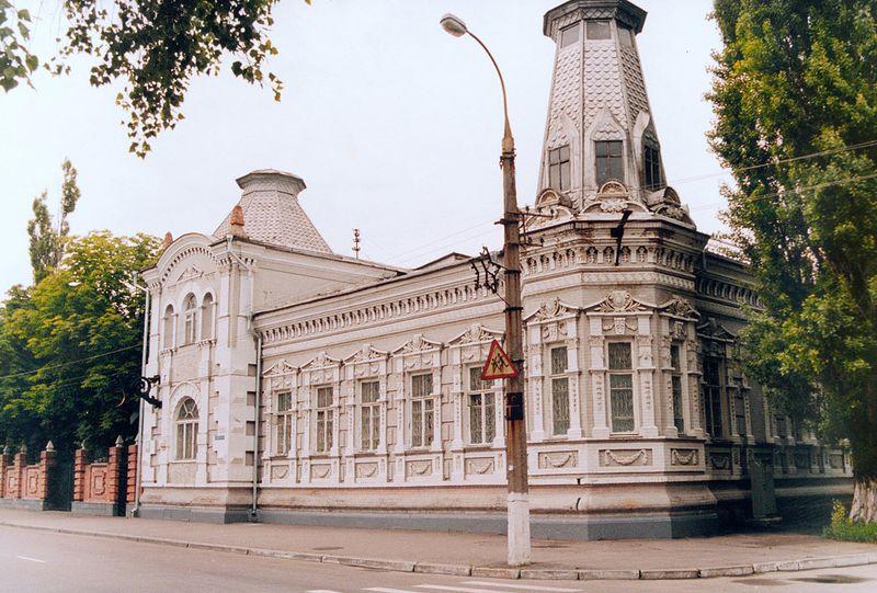 Дом купца 1-й гильдии Григория Еремеевича Чуркина