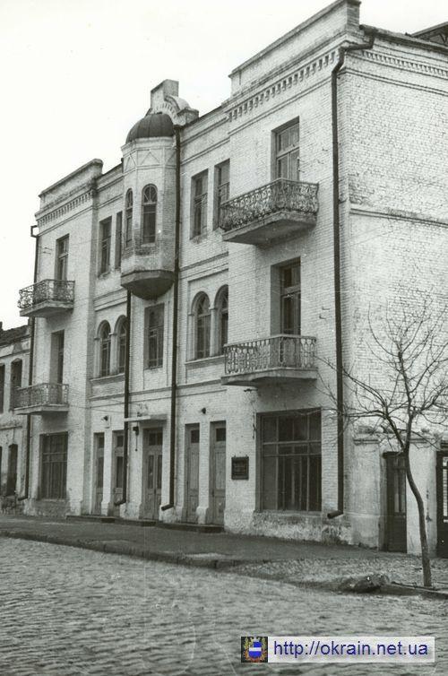 Гостиница «Виктория» в Кременчуге