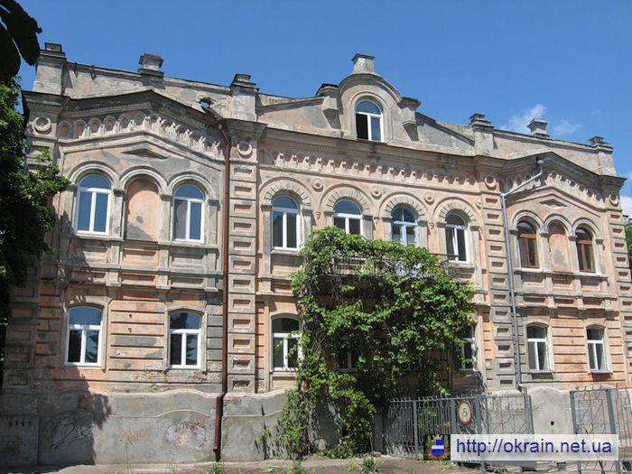 Здание Кременчугского уездного земства - фото 473