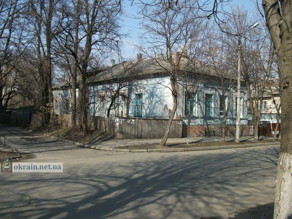 Старый дом №5 по улице Красина в Кременчуге