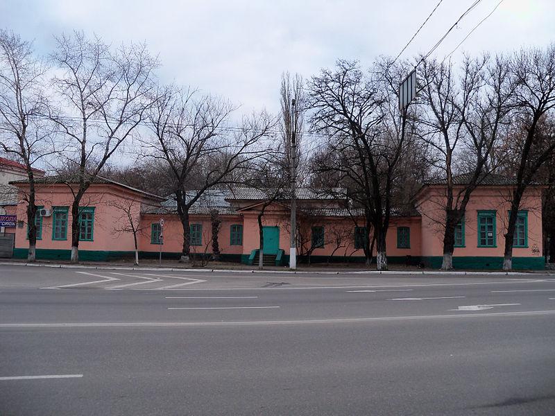 Здание народного училища - фото 1316