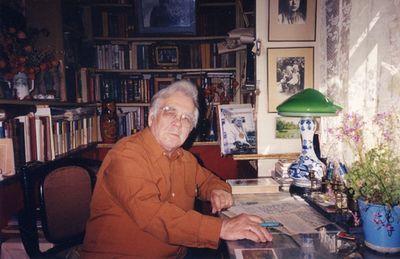 фото П.В.Еремеев, директор Арзамасского историко-художественного музея. Фото 2000-х гг.