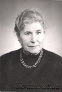 Валентина Тимофеевна Федько