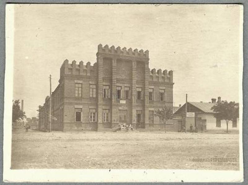 Казармы местного гарнизона Кременчуг - фото № 41