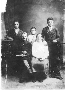 Семья Виноградовых
