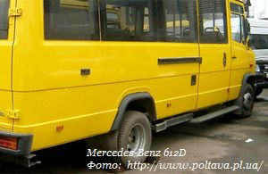 Стоимость проезда в маршрутного такси Кременчуга, составит 2,5 гривны