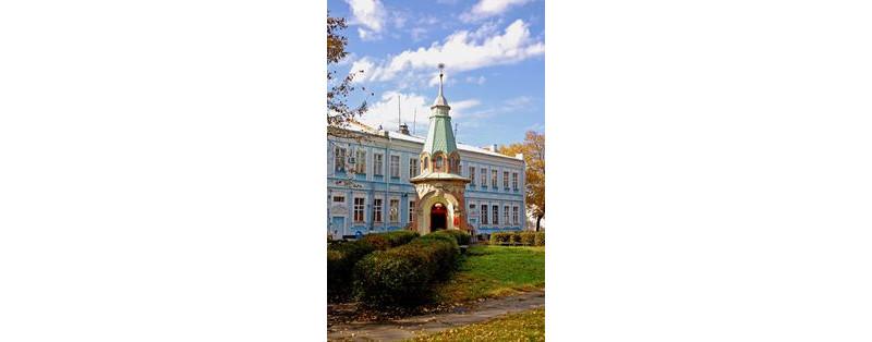 История дома кондитера С.Силаева в Кременчуге