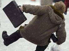 Кременчуг получил очередное штормовое предупреждение
