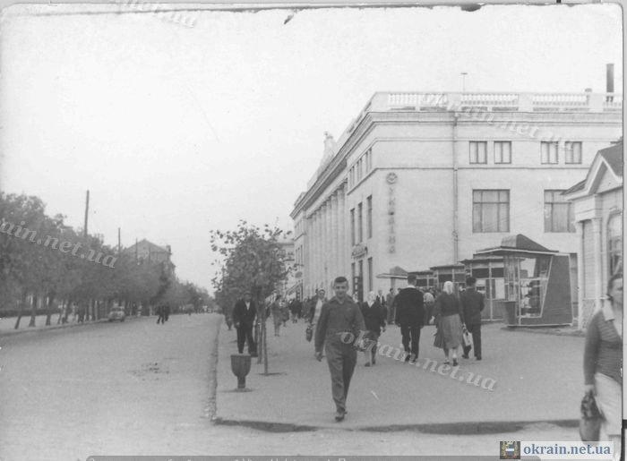 Дом торговли Вид в сторону ул.Пролетарской Кременчуг - фото № 141