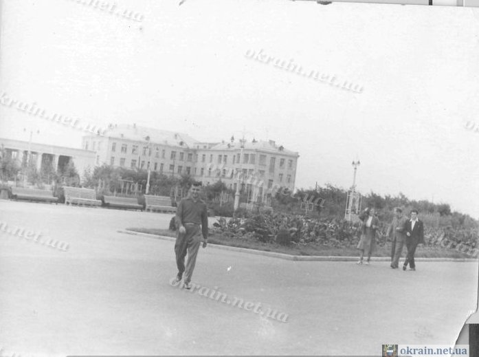 Железнодорожная больница в районе РечВокзала Кременчуг - фото № 145