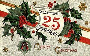 25 декабря Выходной