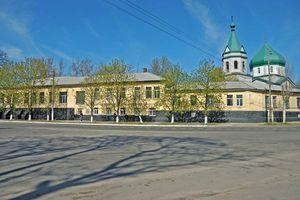33 железнодорожная школа в Крюкове