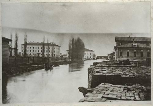 Наводнение в Кременчуге весной 1931 года