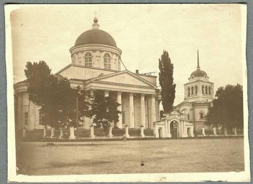 Успенский собор Кременчуг - открытка № 56