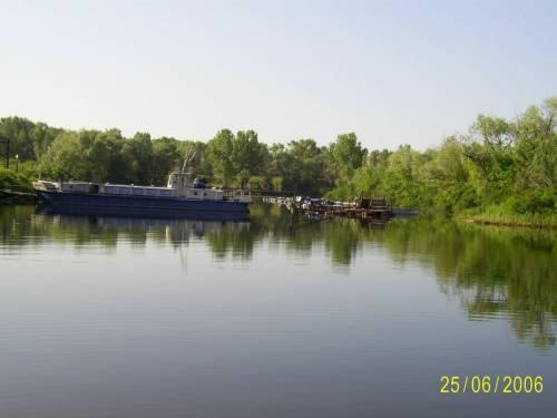 Лодочная станция в Крюкове Район моста - фото № 32
