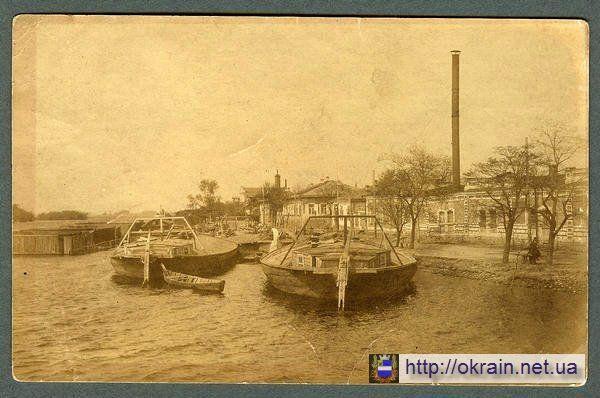 Берлины на реке в Кременчуге - фото № 429