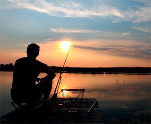 День рыбака - второе воскресенье июля