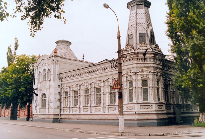 Дом купца 1-й гильдии Григория Еремеевича Чуркина - фото № 179