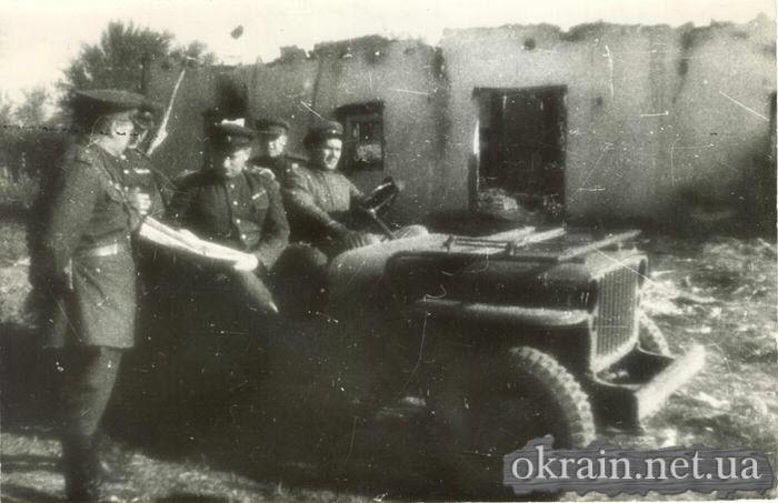 Командующий 5-й Гвардейской Армией генерал-лейтенант Жадов - фото № 390