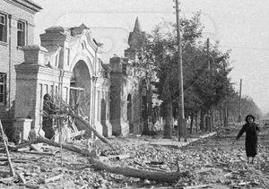 Воспоминания Женжиловой А.Г. о пребывании в Кременчуге. (1943 год)