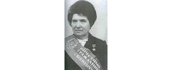 Ипатенко Ольга Никитична