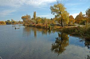 Река Сухой Кагамлык в истории города Кременчуг